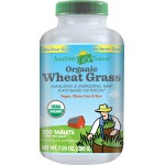 Wheat Grass-Organic 1,000 mg (200 Tablets)