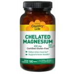 Chelated Magnesium 250 mg. 180  Tablets