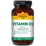 Vitamin D-3 2500 IU 200 soft gels