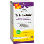 Tri-Iodine 12.5 mg  (Terry Naturally Brand) 90 caps