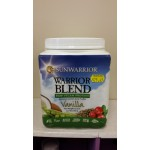 Sunwarrior-Warrior Blend, Vanilla (13.2 oz.) 375 g