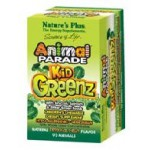 Animal Parade Kid Greenz Chewable-Tropical Fruit Flavor 90 ct