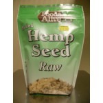 Heep Seeds Raw-Organic 8oz.
