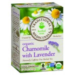 Chamomile with Lavender-Organic 16 bags
