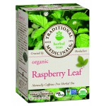 Raspberry Leaf Tea Organic 16 Wrapped Bags