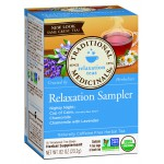 Relaxation Sampler - 16 Wrapped Bags