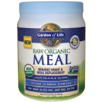 Raw Organic Meal Vanilla 1.2lb.