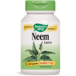 Neem Leaves 100 caps