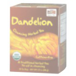 Dandelion-Organic Herbal Tea (24 bags)