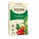 Cranberry Tea - Organic 24 bag