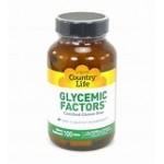 Glycemic Factors 100 ct