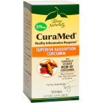 CuraMed 375 mg. (Terry Naturally),120 soft gels