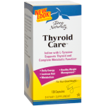 Thyroid Care (Terry Naturally Brand) 60 caps