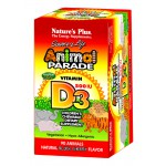 Vit D3 500IU Chewable 90