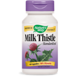 Milk thistle  295 mg. (60 capsules)
