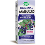 Sambucus Elderberry Syrup 4 oz.