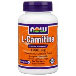 L-Carnitine Tartrate 1000 mg 50 tabs