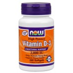 Vitamin D-3 2000 IU 240 softgels