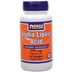 Alpha Lipoic Acid 250mg 60vcps.